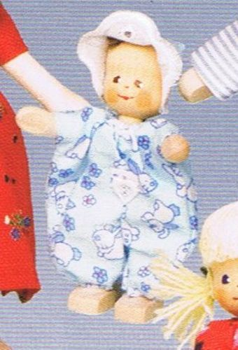 Puppen für Puppenhäuser04/97321