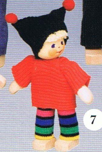 Puppen für Puppenhäuser04/97324