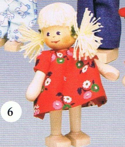 Puppen für Puppenhäuser04/97319