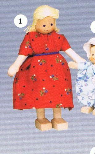Puppen für Puppenhäuser04/97317