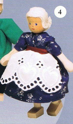 Puppen für Puppenhäuser04/97322