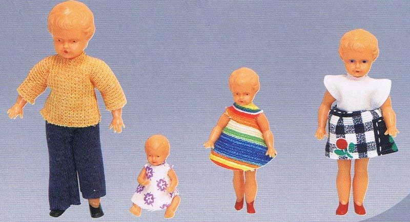 Puppen für Puppenhäuser04/97200