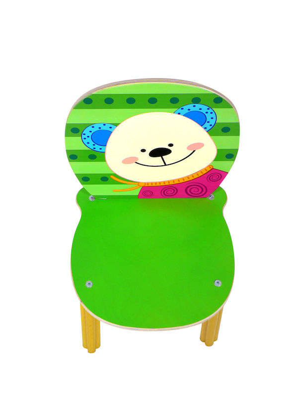 Kinderzimmer Stuhl Teddy